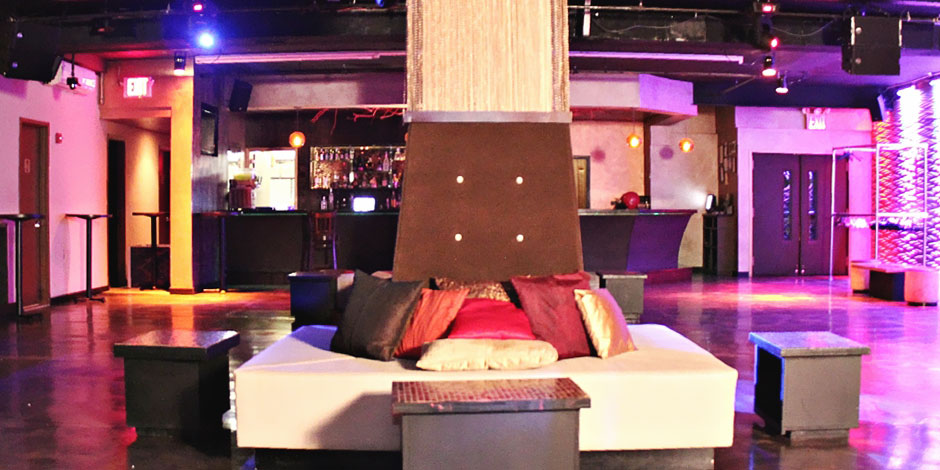 Arena Lounge features eleven vip